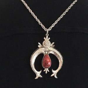 Jewelry - SQUASH BLOSSOM statement necklace